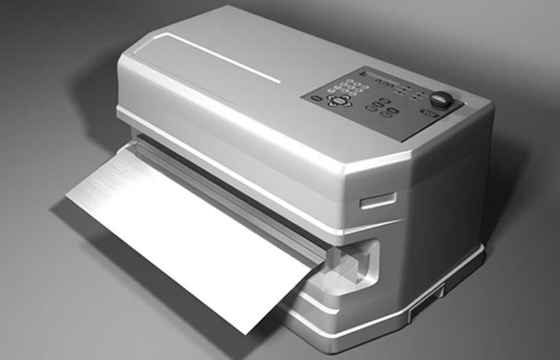 medical impulse pouch sealer