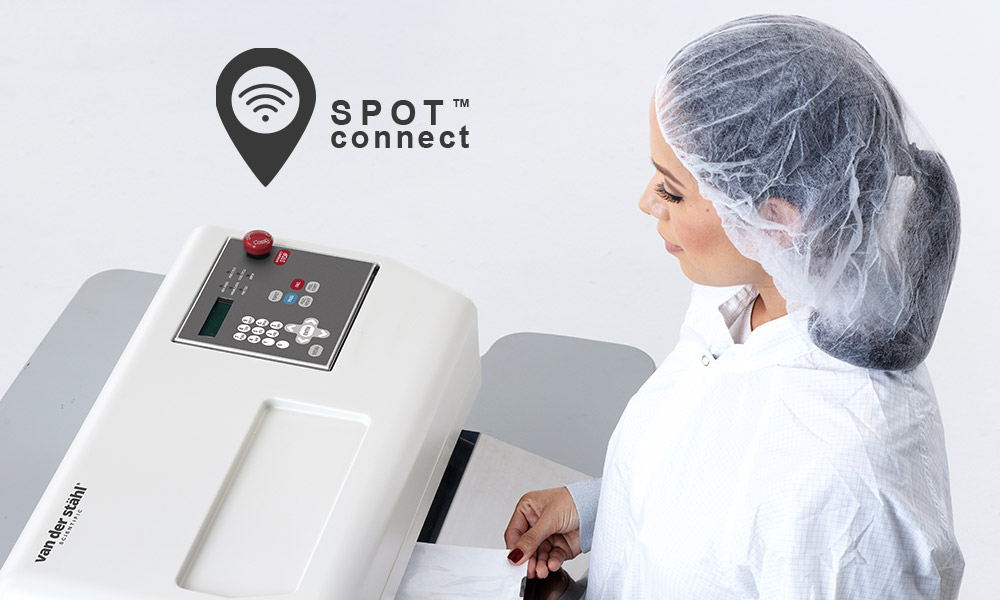 Connected medical pouch sealers