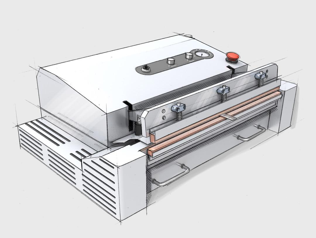 EPV-610 Steamsealer