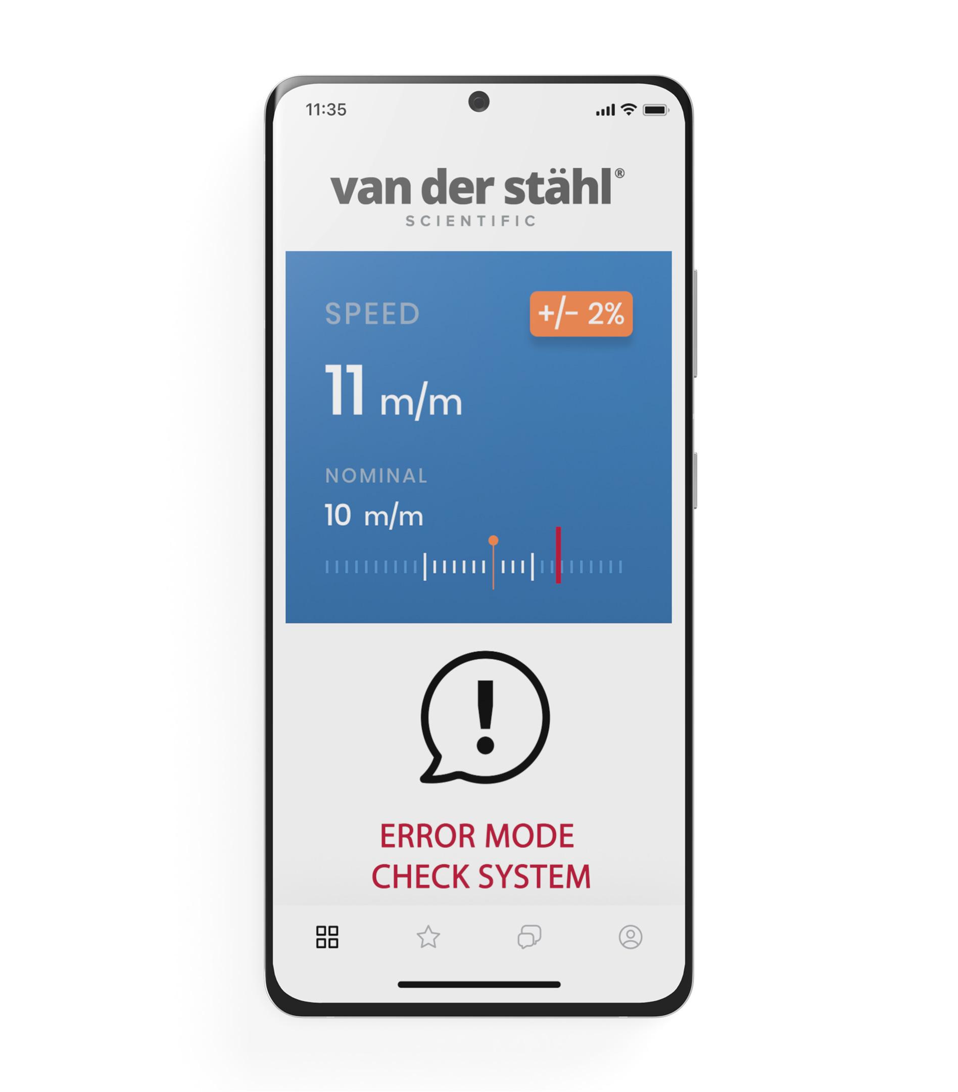 Van der stahl seal stats alert screenshoot